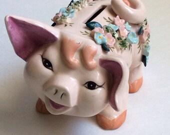 Vintage Napco Piggy Bank