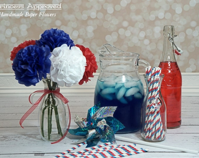 JULY 4TH BOUQUET (12 count)