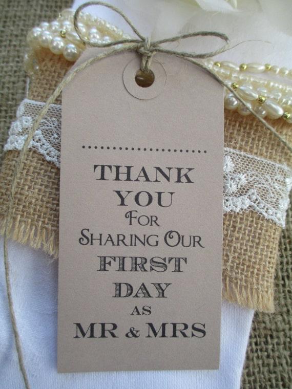 Items Similar To 100 Wedding Napkin Ties Wedding Name