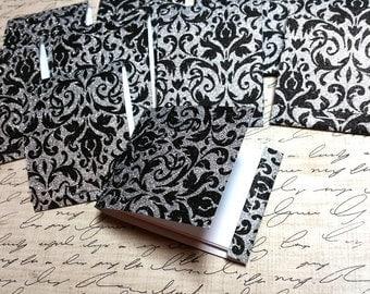 10 Decorative Matchbook note pads. #MA-2