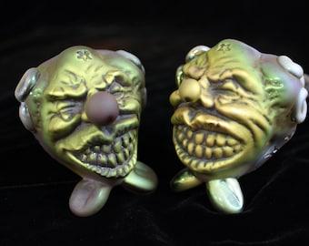 evil clown pipe