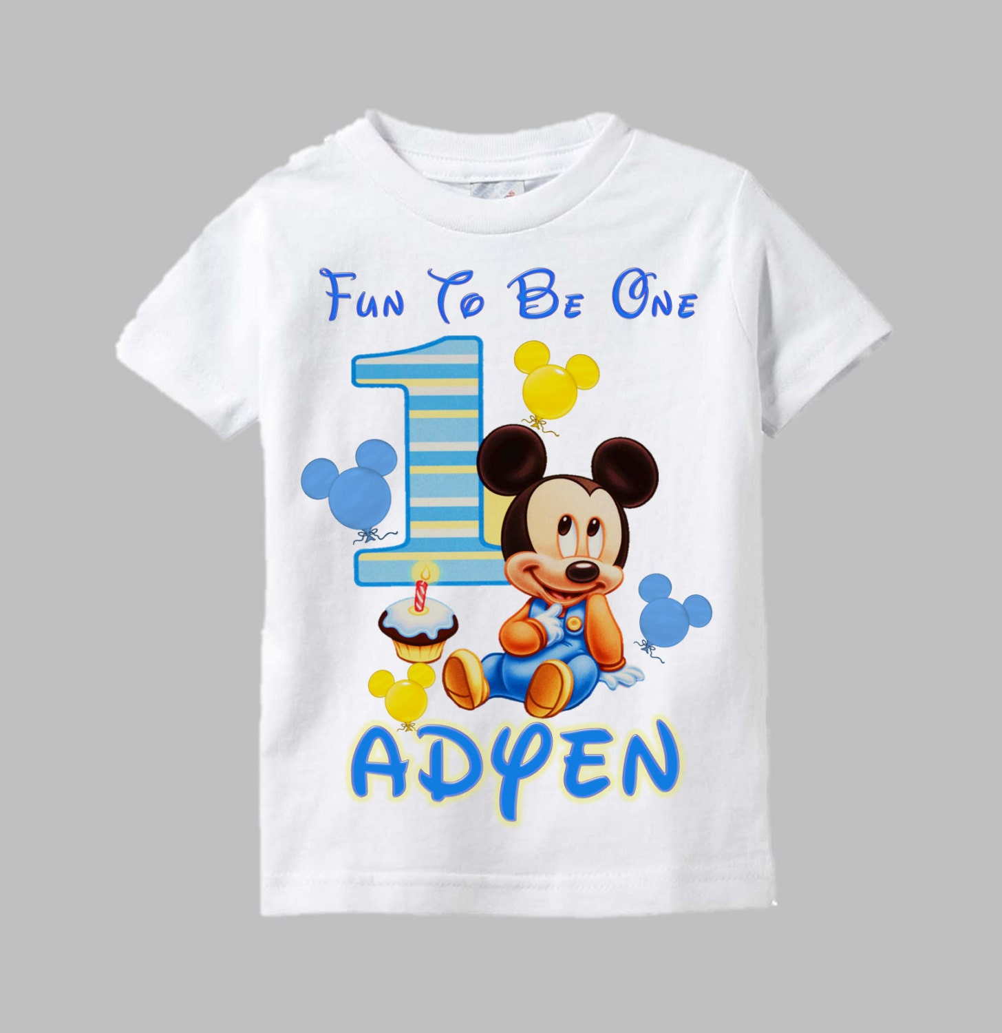 mickey mouse first birthday shirt mickey mouse birthday. Black Bedroom Furniture Sets. Home Design Ideas