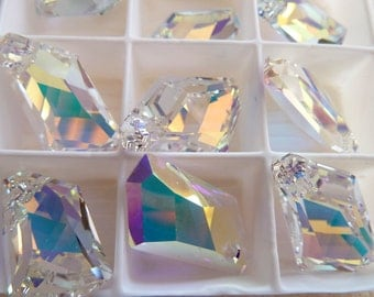 Swarovski elements De-art/6670/24 mm/Crystal AB
