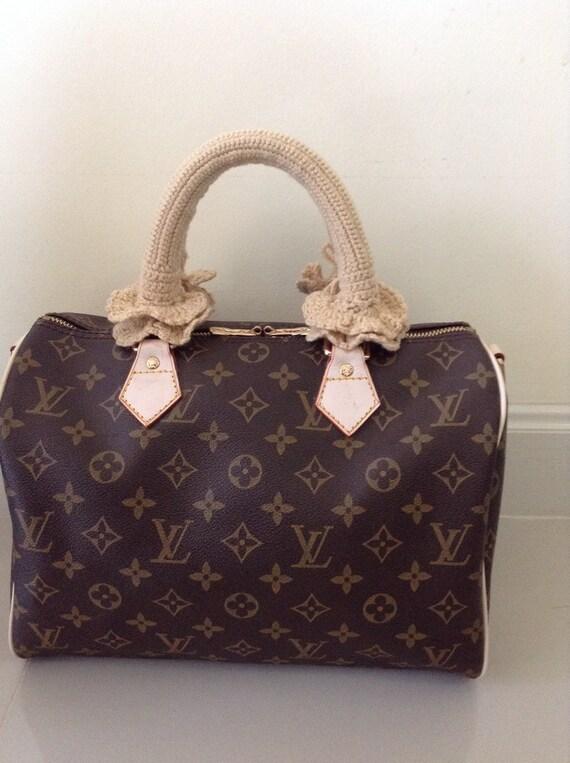 Bag Handle.Handle Cover crochet handle bags cover handmade