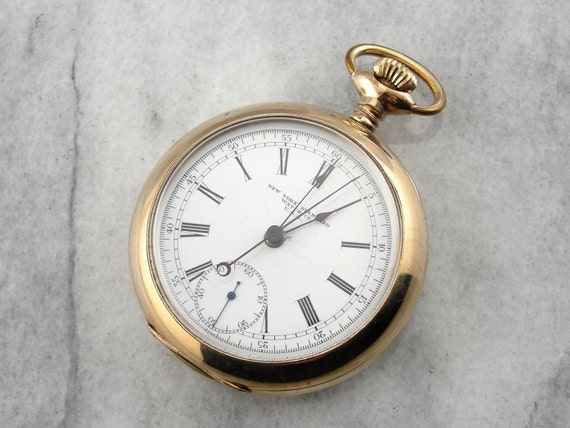 Dating new york standard pocket watches