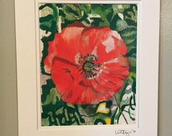 Poppy Flower 1