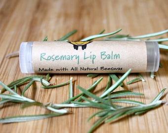 Rosemary Beeswax Lip Balm Tubes