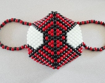 Spiderman kandi Mask