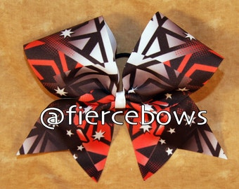 It's a Generals Thing Sublimated Cheer Bow