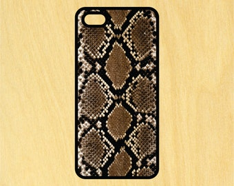 Rattlesnake Skin Print iPhone 4/4S 5/5C 6/6+ and Samsung Galaxy S3/S4/S5 Phone Case