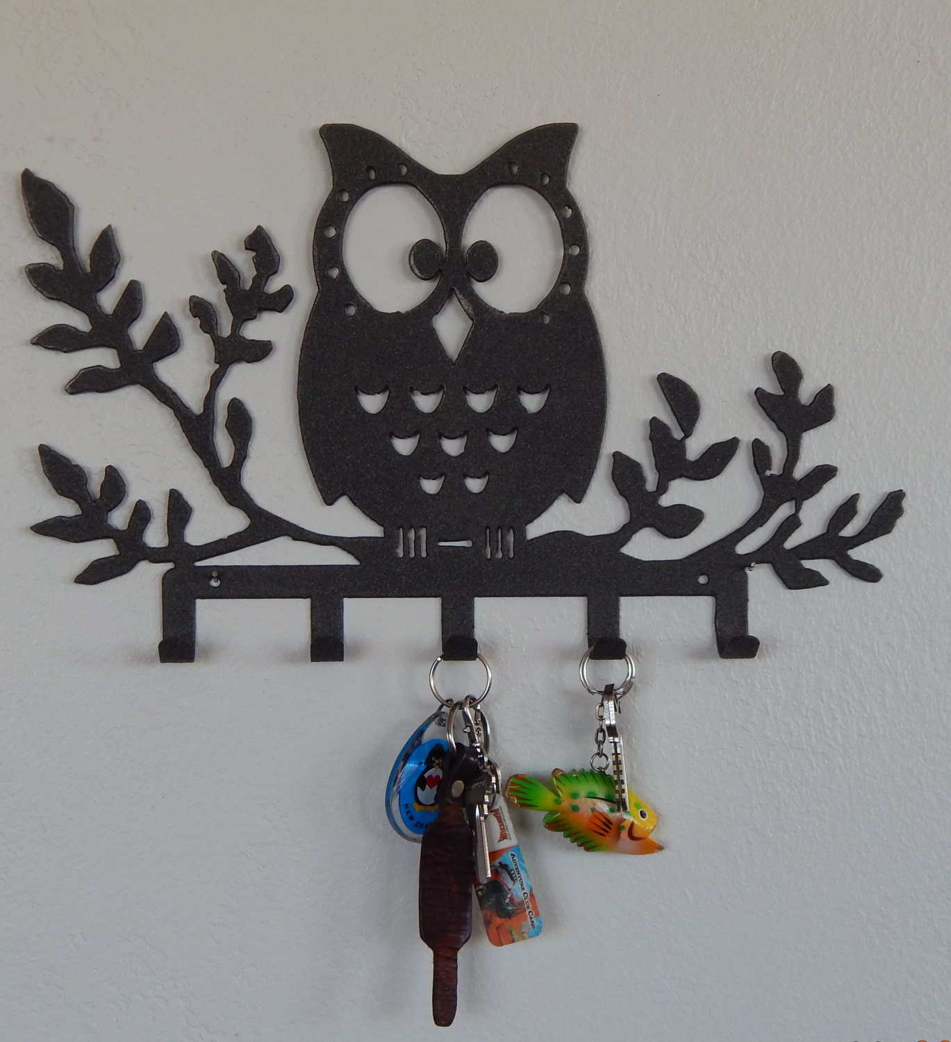 owl key holderowl wall decorkey rackowl wall hookkey hookowl hookkey hook rackowl decorowl giftsowl bedroom decor