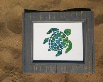 Sea Turtle Art Print by Ryan Greiner