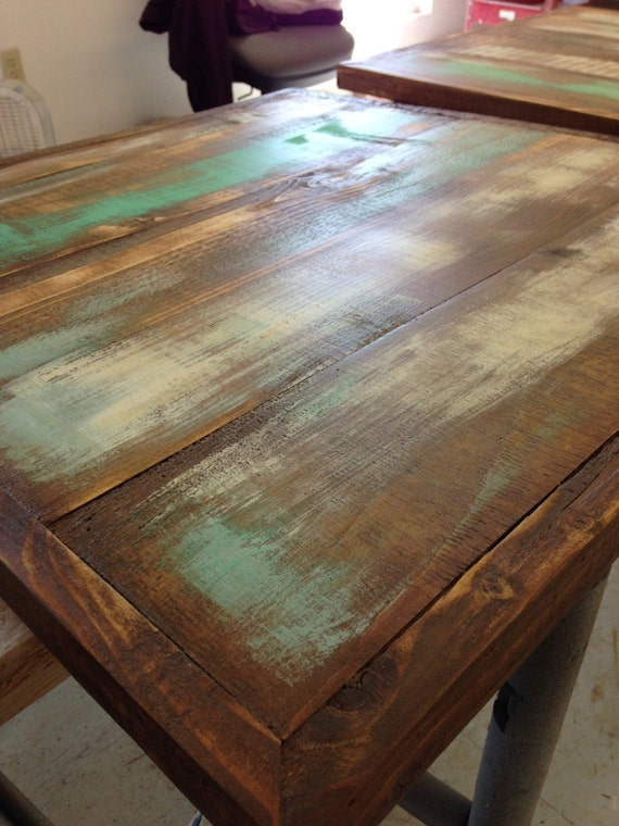 Great Reclaimed Wood Dining Table Top Florida Restaurant Pub Table Topsbar  Top Painted With Reclaimed Wood Table Top.