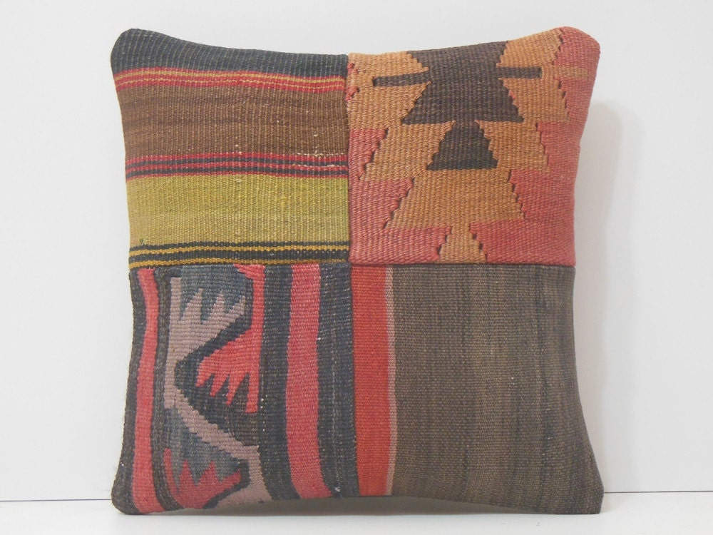Turkish Throw Pillow Covers : turkish pillow cover unique throw pillow by DECOLICKILIMPILLOWS