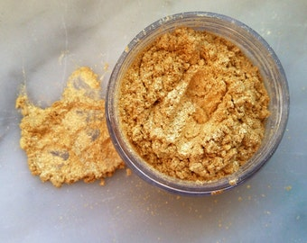 Gold Dust Natural Mica Makeup