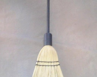 Whisk Broom Fire Tool