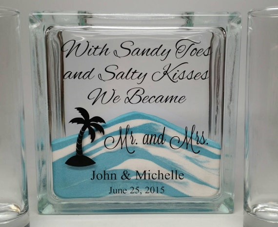 Beach Wedding Unity Sand Set Wedding Sand By