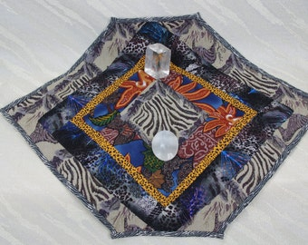 Africa Inspired Geometric Shaped Altar Cover