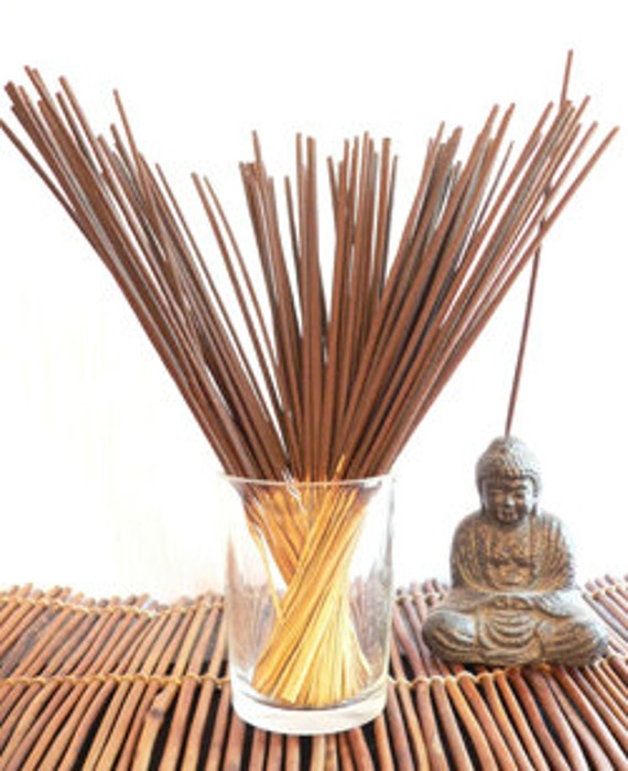 how to make incense sticks with essential oils