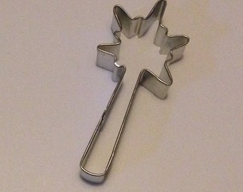 "4"" Magic Wand Cookie Cutter"