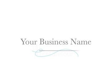 LOGO DESIGN, Premade Logo, Corporate Logo, OOAK, Exclusive, Textiles