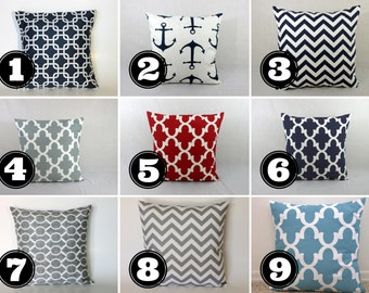 Throw Pillow Covers - Throw Pillow Covers for Couch - Throw Pillow Covers for Sofa