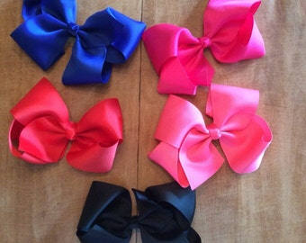 "Classic 5"" bows"