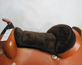Western Saddle Seat Pad