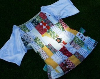 Midsummer - patch shirt