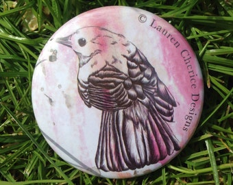 Little Bird Pocket Mirror (58 mm)