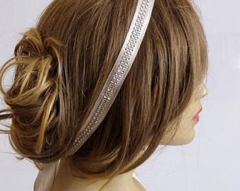wedding Hairband, Accessories, Wedding Headband, bridal headpiece, Bridal wedding, accessory, hair band, Women accessory, Bridesmaids, gift