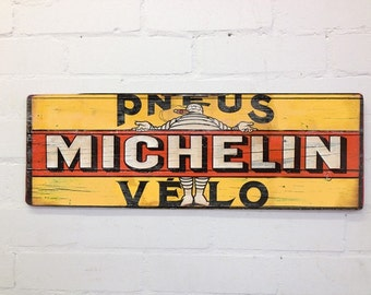 Vintage Cycling  Tour de France Wall Door Sign