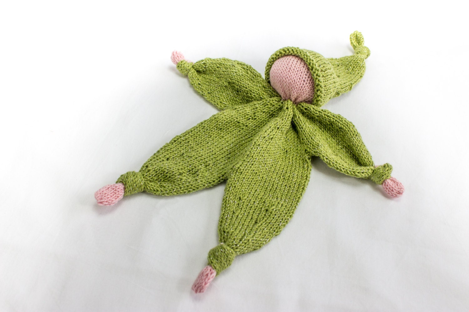 Knitting pattern doll softies lovey doll baby comforter zoom bankloansurffo Images