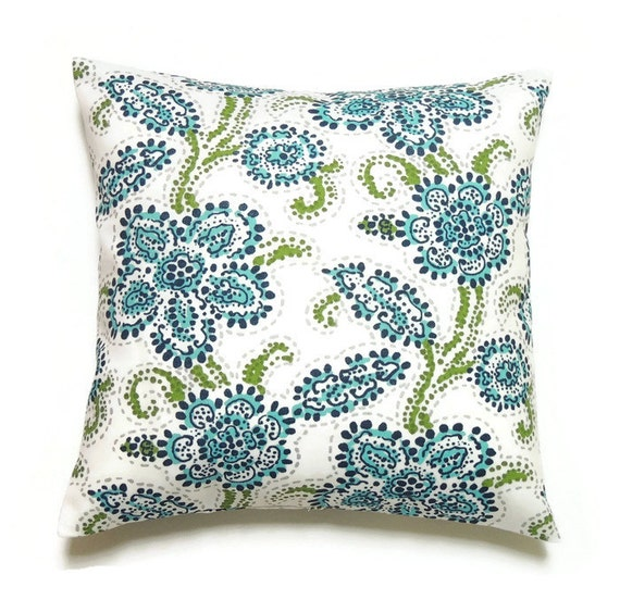 outdoor pillow covers blue outdoor pillow cover 18x18 pillow cover decorative 29078