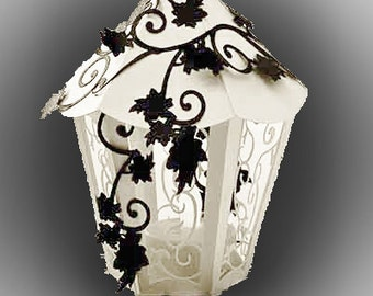 3D fancy  table Lamp centerpeice