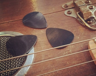 Vinyl Record Guitar Picks
