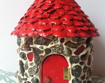 Ladybug Fairy Cottage