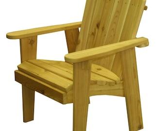 Garden Adirondack Chair