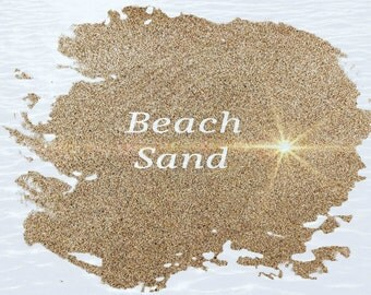 Beach Sand 5 Lbs All Natural Ultra Fine Sand For Sand Candles, Wedding Supply, Vase Fillers, Zen Garden, Nautical Decor, Craft Supply