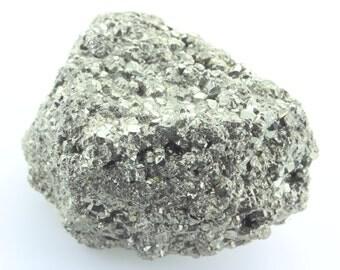 Large Pyrite Semi-rough Mineral 8-9oz