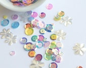 Spring Fling (Slightly cupped) Relish Mix perfect for scrapbooking, card making, project life, and more!