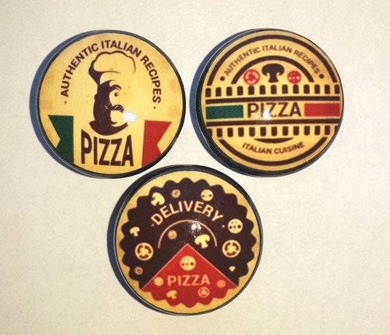 Pizzeria Kitchen Cabinet Knobs Pizza Unique by ...