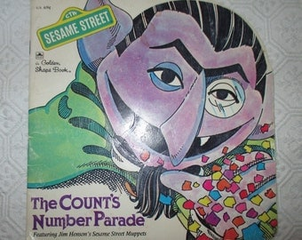 Sesame Street The Count's Number Parade