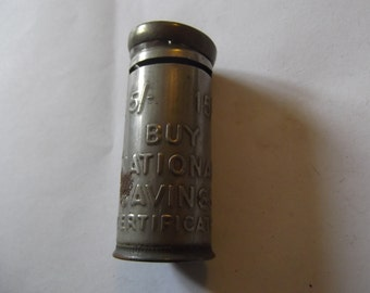 vintage coin holder