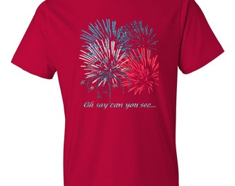 4th of July Shirt For Man