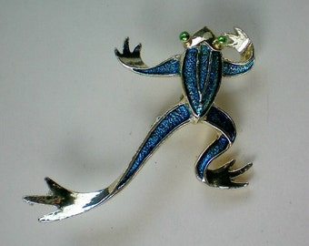 Gerry's Leaping Frog Pin - 3908