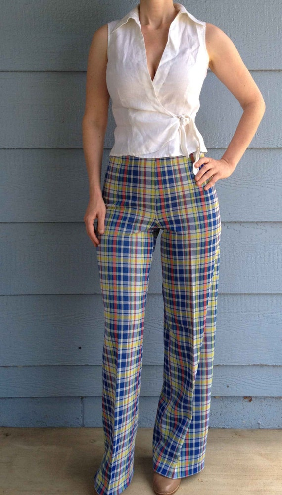 Shop the latest Vintage Polyester Pants products from MyPolyesterCloset on Etsy, MoonRevival on Etsy and more on Wanelo, the world's biggest shopping mall.