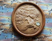 Canadian Geese Wall Clock...