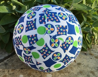 Retro Fabric Ball-Oon Ball