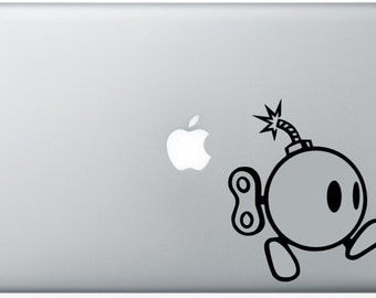 Bom-omb Laptop Decal